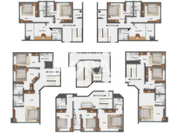 V017 - Twin Townhouse in Pumps - 25